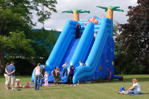 Bouncy Bounce Inflatables Demolition Zone Giant