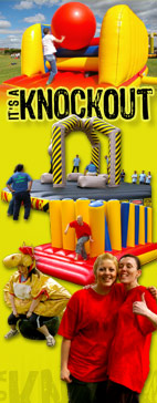 It's A Knockout Team Building Events & Activities